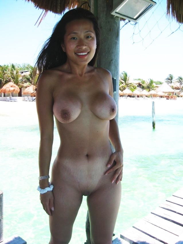 Beach big nude