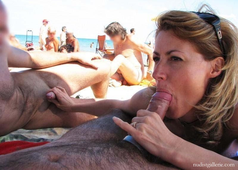 Sex on the Beach - Nudist pictures and photos