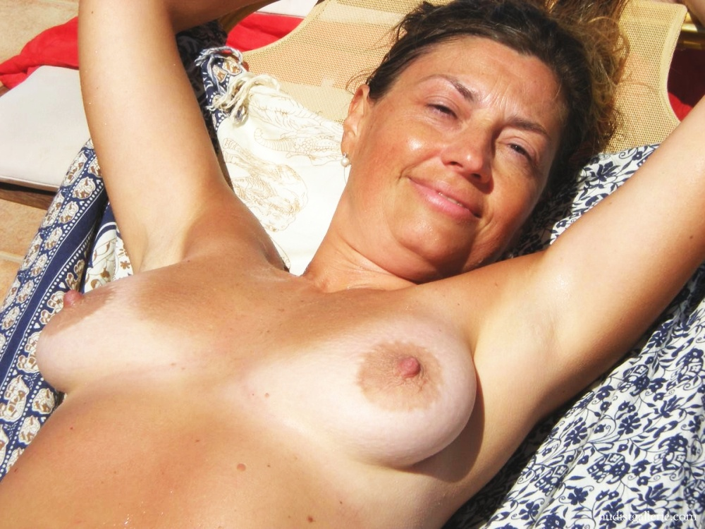 Mature wives topless alicia